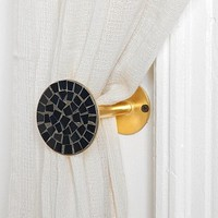 Magical Thinking Mosaic Curtain Tie-Back