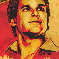Dexter Power-Saw to the People Poster 24x36