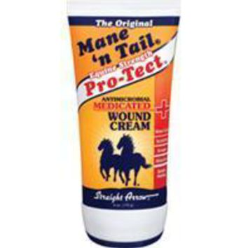 Straight Arrow Products D - Mane 'n Tail Wound Creme For Horses
