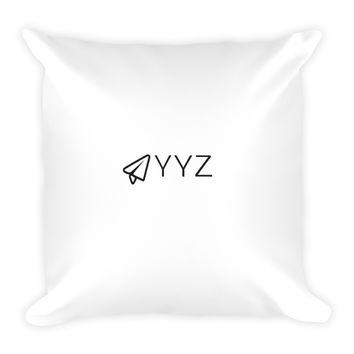 YYZ Pillow