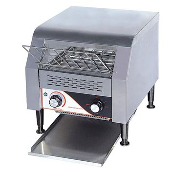 Commercial Kitchen Countertop Conveyor Toaster 300 Slices Per/Hour