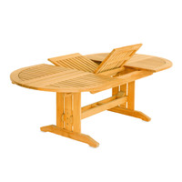 Calathea Oval Extension Dining Table (Small)