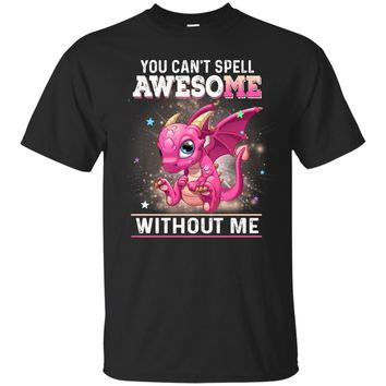 You can't spell awesome without Dragon UB™ - Dragon