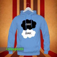 The Fault in our Stars john green _ Hoodie Men, Awesome Hoodie, T shirt, T shirt Girl, T shirt Mens, Funny Hoodie, Funny T shirt