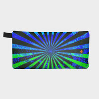 Electromagnetic Abstraction Pencil Case