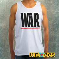30 Seconds to Mars This is War Clothing Tank Top For Mens
