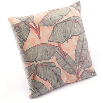 Tropical Pink Pillow