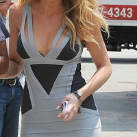Liv Bandage Dress