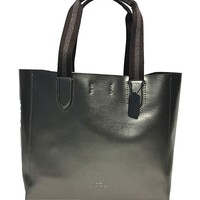 Coach Women's Large Derby Tote In Pebble Leather, Style F59399