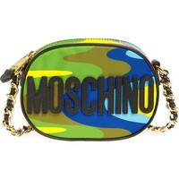 Moschino Rainbow Chain Crossbody Bag | Nordstrom