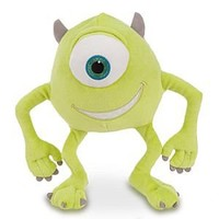 Mike Wazowski Plush - Monsters, Inc. - 8'' | Disney Store