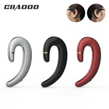 CBAOOO Cordless headphones Wireless Bluetooth Earphones Waterproof Bluetooth Earbuds Sports Headset Handsfree Earphone for phone