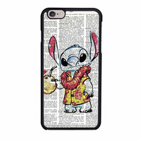 lilo and stitch hand drawn vintage iphone 6 6s 4 4s 5 5s 5c cases