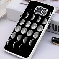 Moon Phases Samsung Galaxy S6 Edge Plus Dewantary