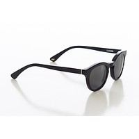 Lanier Sunglasses in Black with Grey Polarized Lens by Red's Outfitters