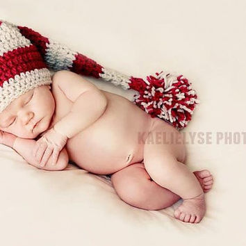 Baby Hat, Newborn Boy Hat, Elf Hat, Newborn Hats, Newborn Photo Props, Newborn Photography Prop, Baby Boy Hats