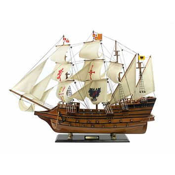 Wooden Mel Fisher's Atocha Limited Model Ship 34""