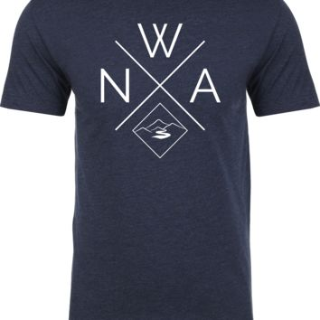 NWA Diamond Tee