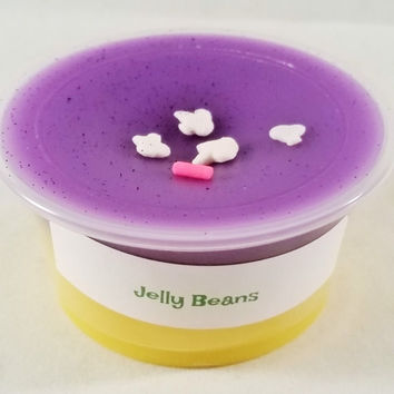Jelly Beans Scented Wax Melts - Scent Shot - Wax Cup - Paraffin Tart - Candy Scented Wax Melts - Cherry Cinnamon Smell