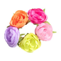H&M Hair Elastic with Flowers $4.99