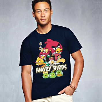 Angry Birds Universe T-Shirt