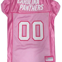 Carolina Panthers Pink Jersey MD