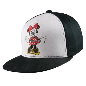 DCCKU3R Minnie Mouse - Classic Stance Adjustable Baseball Cap