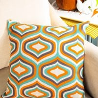 Modern Muse Square Pillow