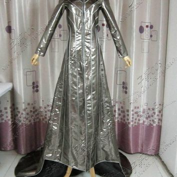 The Hobbits Mirkwood Elf King Thranduil's Coat The lord of the Rings Cosplay Costume accept custom