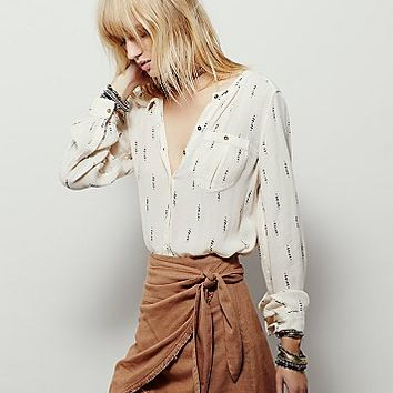 Endless Summer Womens Sydnie Wrap Skirt