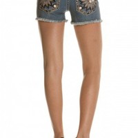 Sunflower Garden Shorts