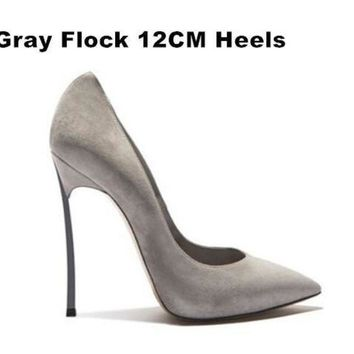 Shoes High Heels Women Pumps Stiletto 12CM