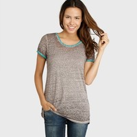 Kensington Tee - Tops + Tanks + Tees - Shop By Category - Womens