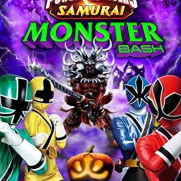 n/a - Power Rangers Samurai: Monster Bash