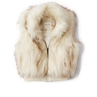 Fabulous Faux Fur Vest (Kids)