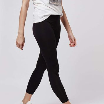 Calf-Length Leggings | Topshop