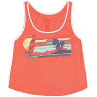 Billabong Women's Jamaica Ringer Tank