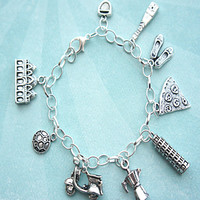 everything italian charm bracelet