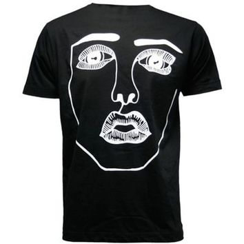 DISCLOSURE T-SHIRT #2 'THE FACE II'