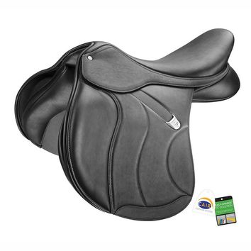 Bates (CAIR) All Purpose SC Plus Saddle with Luxe Leather