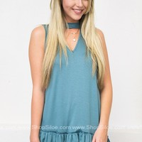 Ruffled James Top