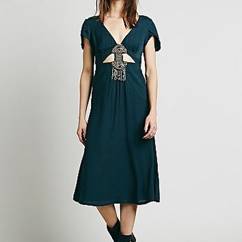 Free People Womens Meet Me There Dress