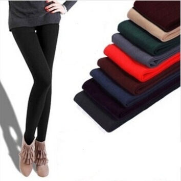 hot sale !New Arrival Women Leggings Casual Warm Winter = 1947000324