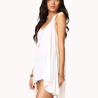 Full Transparency Tunic Tank | FOREVER 21 - 2000044401