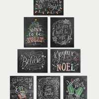 2014 Assorted Boxed A2 Holiday Note Card Set