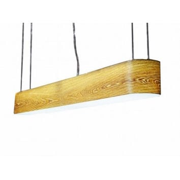Euro concise vintage countryside wood pendant lamp light chandeliers for living room dinning room decoration