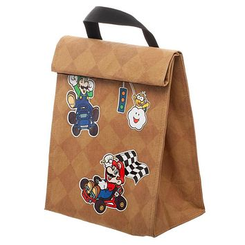 Mario Kart Lunchbox Mario Kart Accessories - Mario Kart Lunch Box Mario Kart Gift