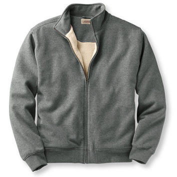 Men's Katahdin Iron Works and reg; Heavyweight Sweatshirt, Traditional Fit Jacket | Free Shipping at L.L.Bean
