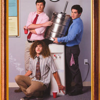 Workaholics TV Show Cast Poster 24x36