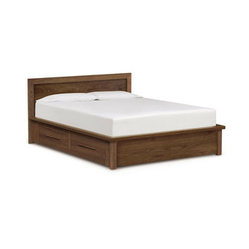 "Copeland Moduluxe 35"" Bed with Storage"